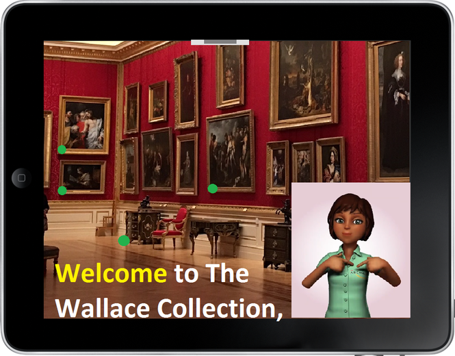 -  ARCHES project & The Wallace Collection